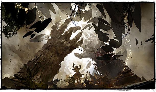 Guild Wars 2 Dinaminiai Įvykiai