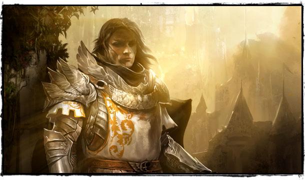 Human - Žmogus - Guild Wars 2