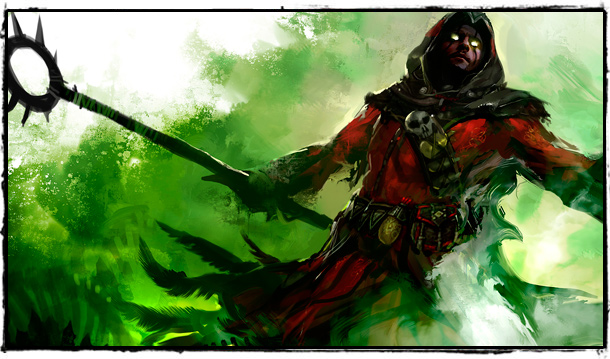 Guild Wars 2 - Nekromantas