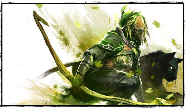 Guild wars 2 - Reindžeris