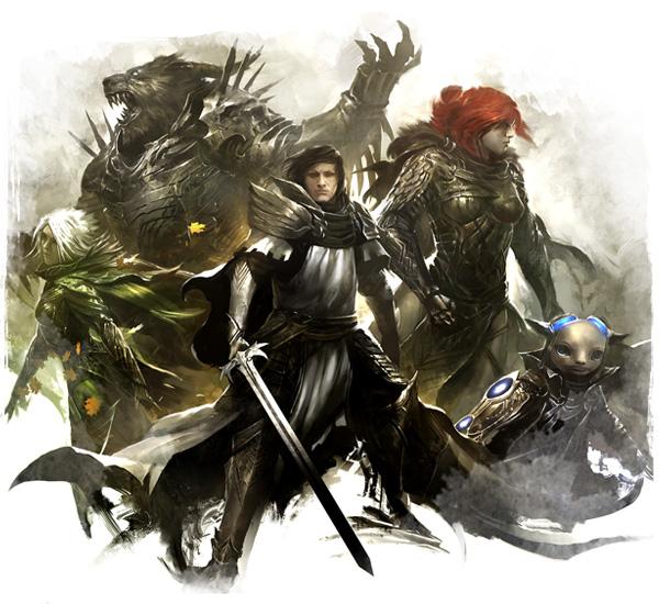 Guild Wars 2 rasės