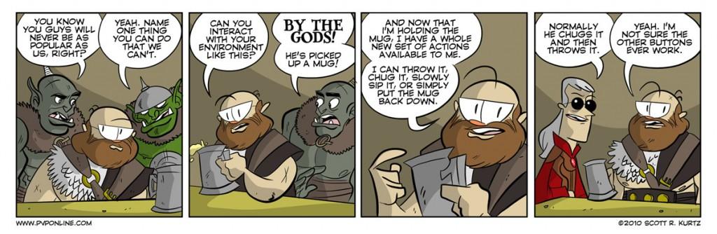 Оружие из окружения Guild Wars 2