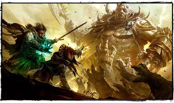 Guild Wars 2 - Gydymas ir mirtis