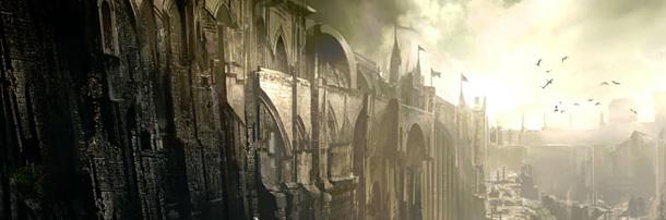 Už sienos — Žmonija žaidime Guild Wars 2
