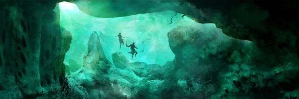 Šešėliai vandenyje – Kreitai