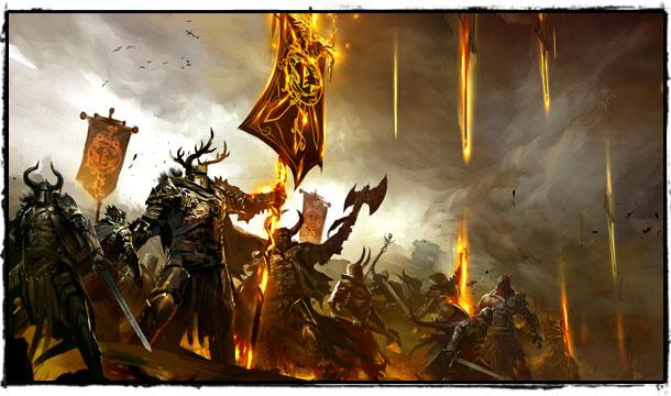 PvP apžvalga žaidime Guild Wars 2