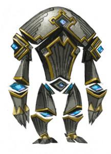 Golemas Asura Guild Wars 2