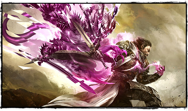 Mesmer Guild Wars 2