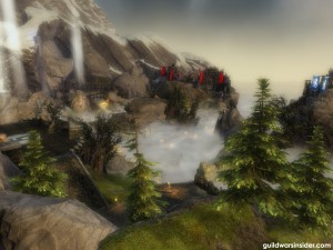 Naujas PVP žemėlapis žaidime Guild Wars 2