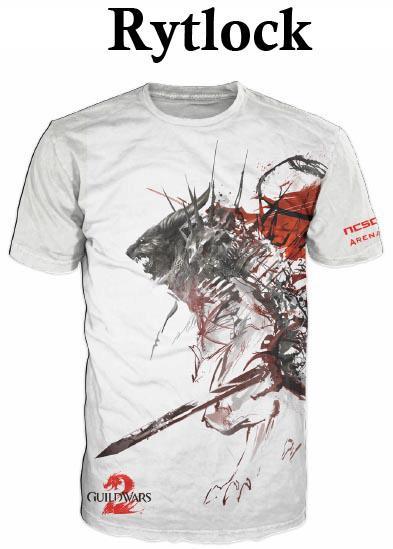 Guild Wars 2 marškinėliai