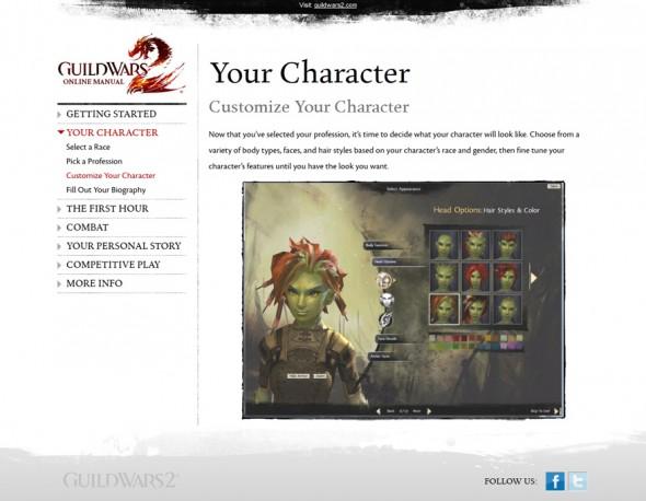Instrukcija kaip reikia žaisti Guild Wars 2