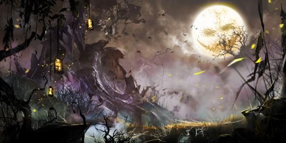 Kolino Johansono apybraiža apie Guild Wars 2 raidą