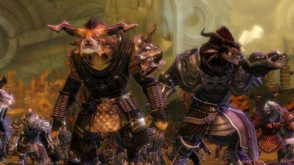 Colin Johanson apie Guild Wars 2 ateitį 2013 metams