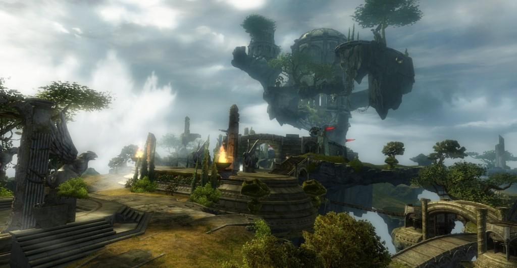 Naujas WvW žemėlapis — Edge of the Mists!