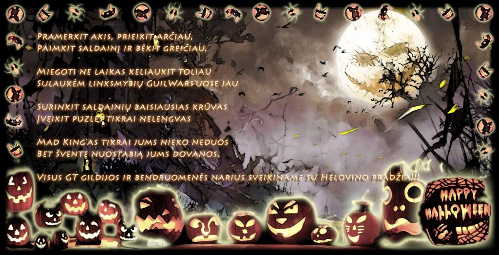 Helovinas jau čia!!!