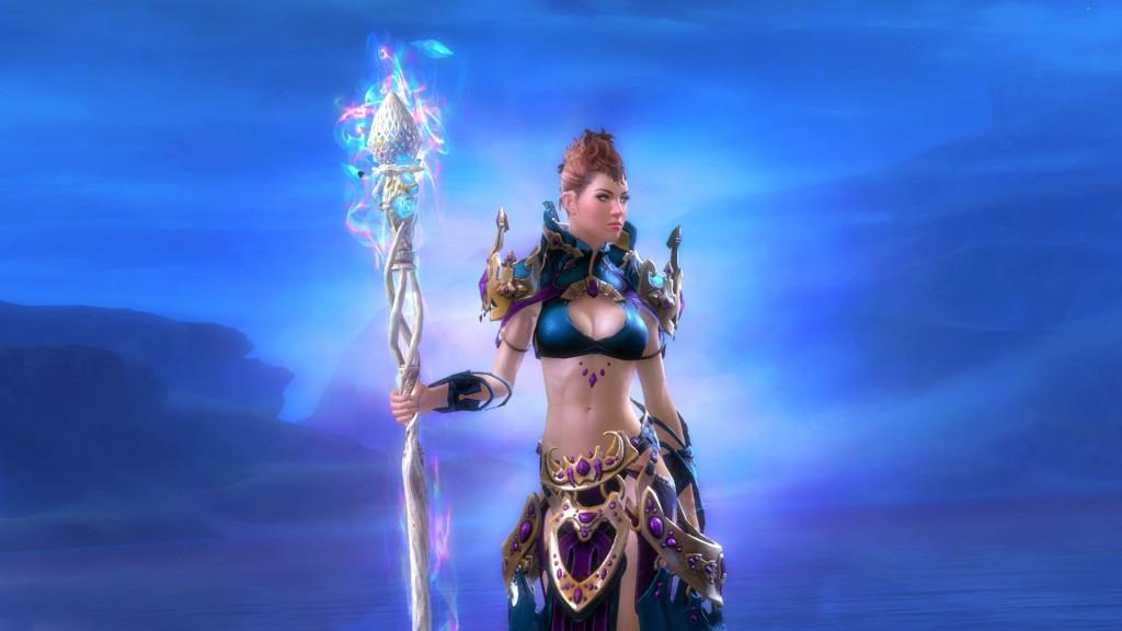 WXP, legendiniai ir ascended daiktai visam profiliui