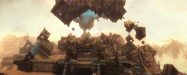 Video apie naują WvW žemėlapį iš Pax East