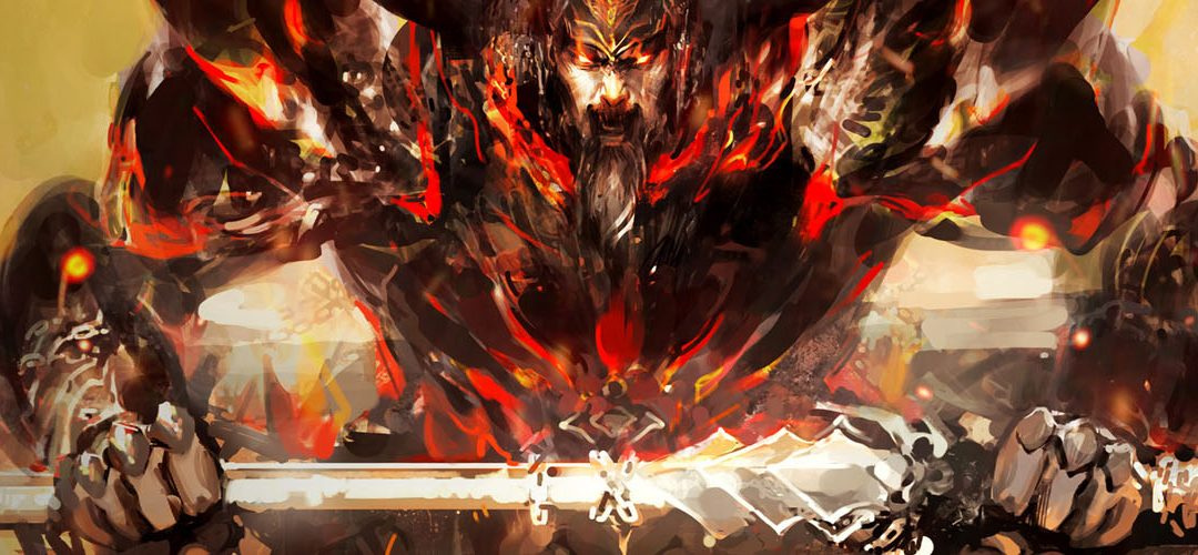 Guild Wars 2: Path of Fire papildymo Treiler'is