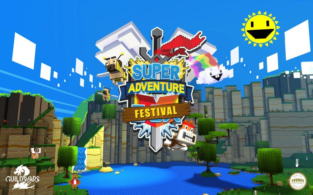 """""""Super Adventure"""" festivalis grįžta kitą savaitę"""