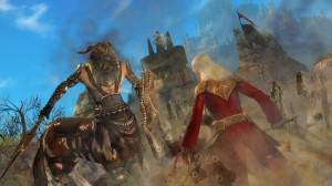 Guild Wars 2 – оружие, расы и профессии