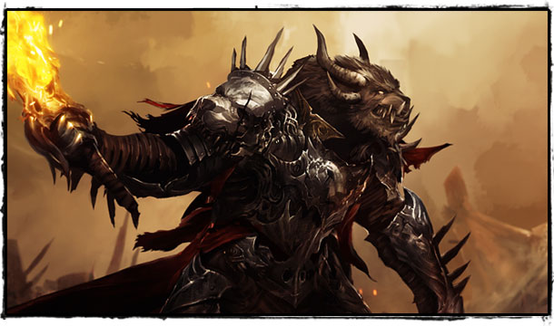 Charr - Charr'as - Guild Wars 2