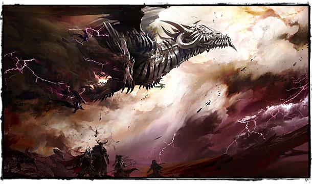 Dinaminiai įvykiai Guild Wars 2