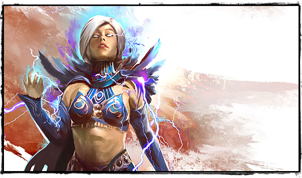 Guild wars 2 - Elementalistas