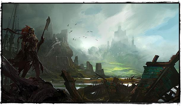 asmeninė istorija Guild Wars 2