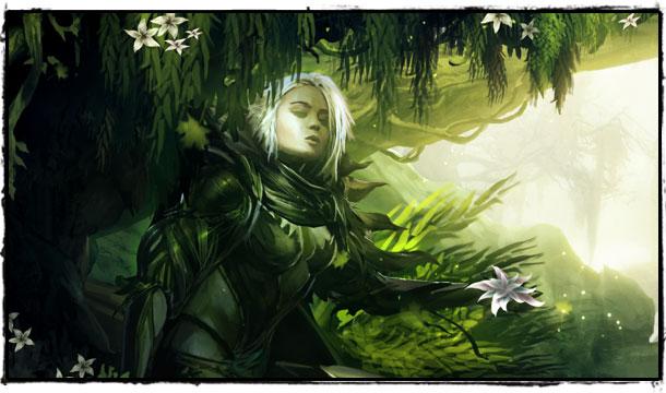 Silvari - Sylvari - Guild Wars 2