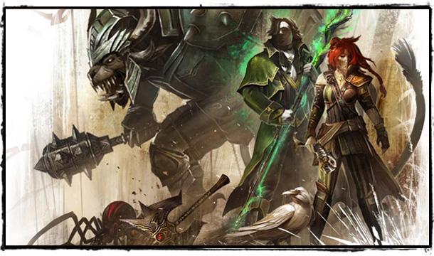 Guild Wars 2 - Paminklų salė
