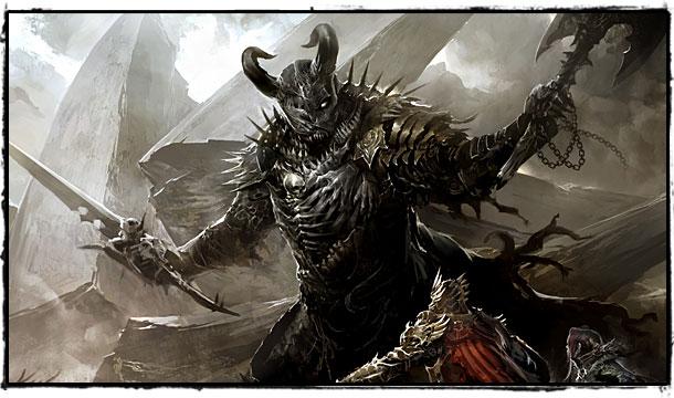 Treitų apžvalga Guild Wars 2