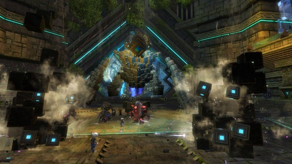 Guild Wars 2 žaidimo pabaiga