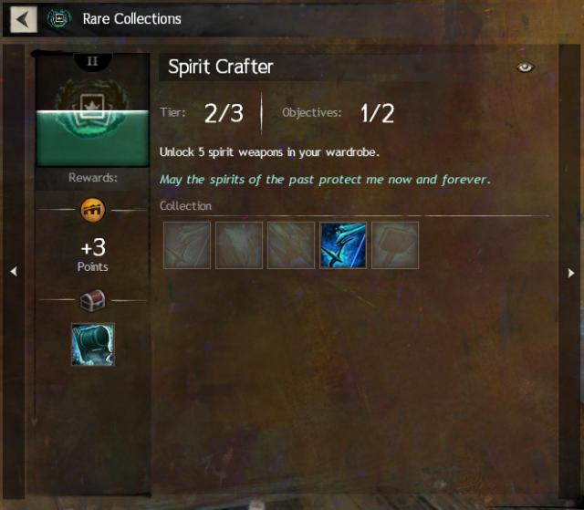 Spirit Crafter